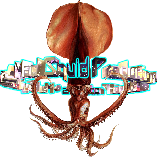 Mad Squid Logo